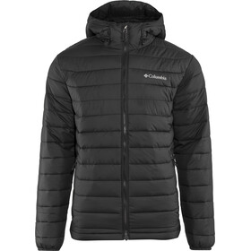 Columbia Powder Lite Hooded Jacket Herren black